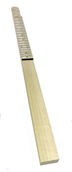 17-inch Scale Tenor Ukulele Neck - Fully Fretted & Ready to Use