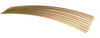 Jescar Medium/Medium GOLD EVO Fret Wire (6 ft)