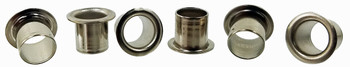 6-pack 1/4-inch Tuner Bushings/Ferrules - choose finish color