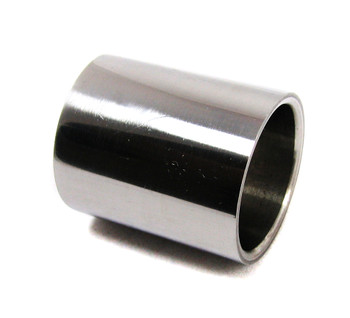 Stubby 1.10-inch (28mm) Stainless Steel Guitar Slide