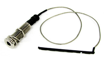 Guitar Rod Piezo & EndPin Jack NO-SOLDERING-REQUIRED Harness