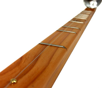 """Old Faithful"" One-String Acoustic Canjo by The American Canjo Company"