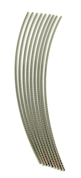 Jescar Medium/Low Nickel-Silver Fret Wire (6 ft)