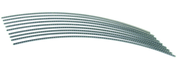 Jescar Medium/Low Stainless Steel Fret Wire (6 ft)