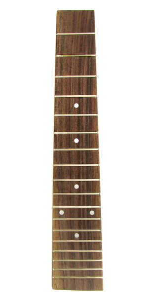 """Scratch and Dent"" Rosewood Ukulele Fretboard Seconds"