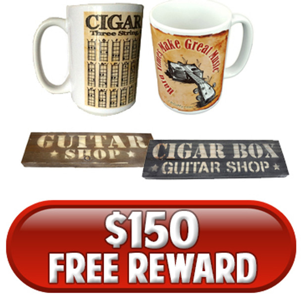 $150 Free Offer Reward - Choose from Several Options!