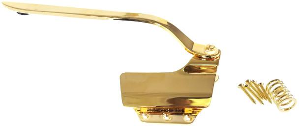 1960's Teisco-style Gold Vibrato Tailpiece