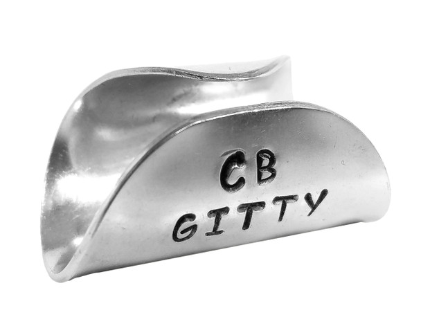 "Hand-crafted C. B. Gitty ""Spoon Slide"""