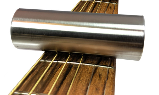 2.75-inch (70mm) Stainless Steel Guitar Slide