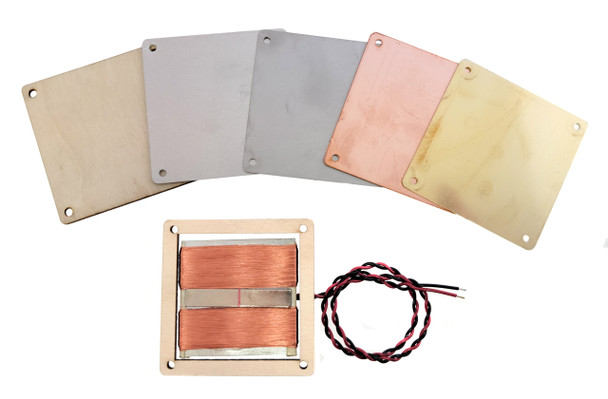 GittyBucker Low-Profile Cover Rings - Choose Cover Material!