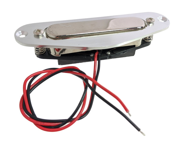 """""""The Quicksilver"""" Single-coil Pickup with Mounting Ring"""