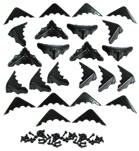 24-pack Black Box Corners