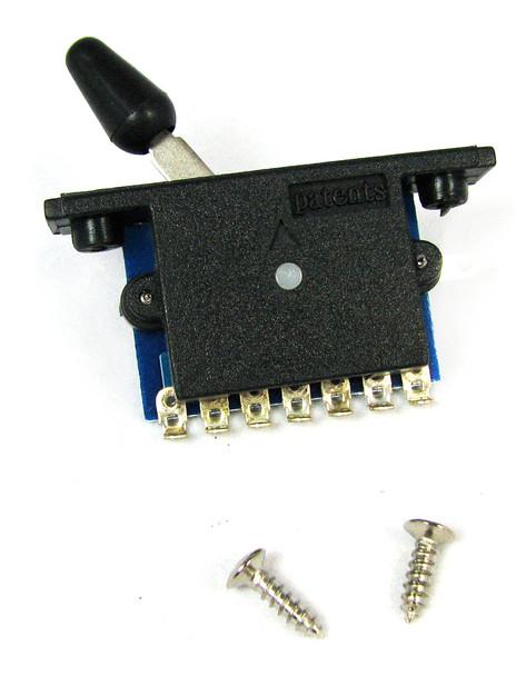 Basic 3-way Guitar Pickup Toggle Switch