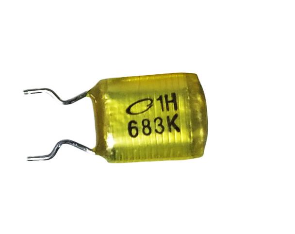 2-pack Bass Guitar Tone Capacitors - 0.068uF (microfarad)