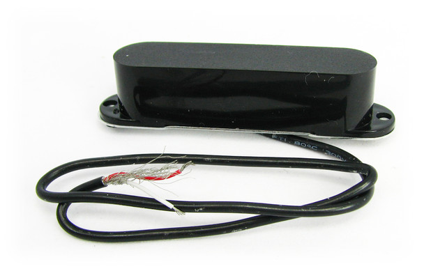 """""""Black Ice"""" Single-Coil Electric Guitar Pickup by Foundry-Tone"""