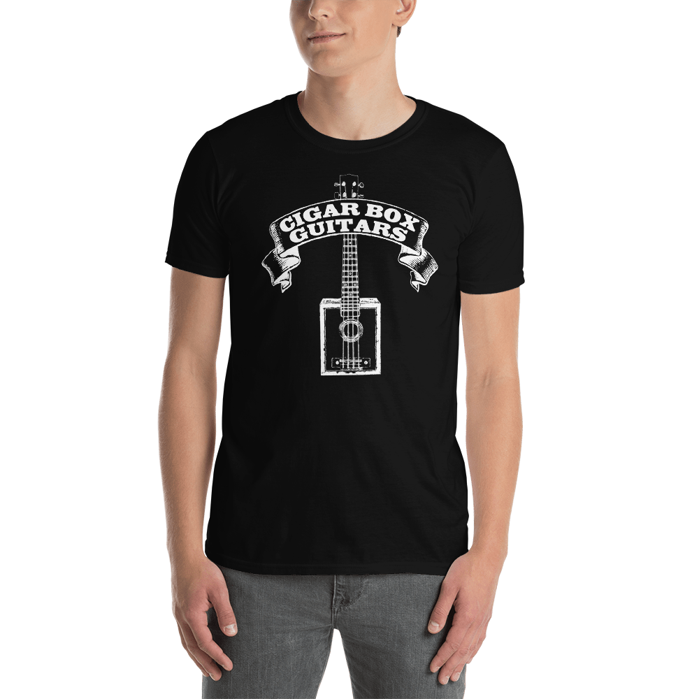 Cigar Box Guitars basic T-shirt