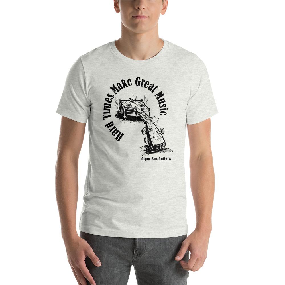 Basic Shirt Option (Black print on light fabric)