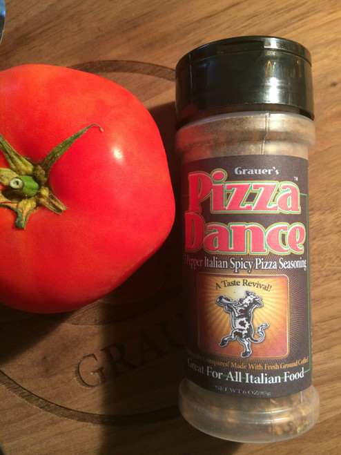 Pizza Dance Spicy Pizza Seasoning (6 oz)