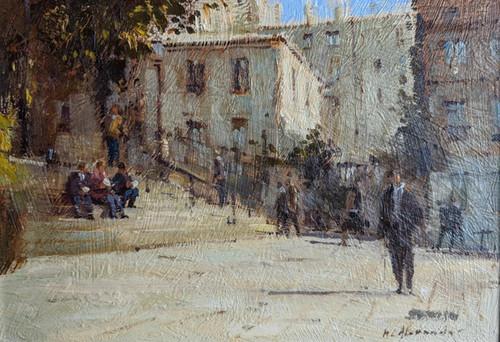'Montmartre' by Matthew Alexander