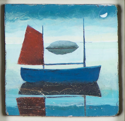 'Little Red Sail' by Dorothy Stirling