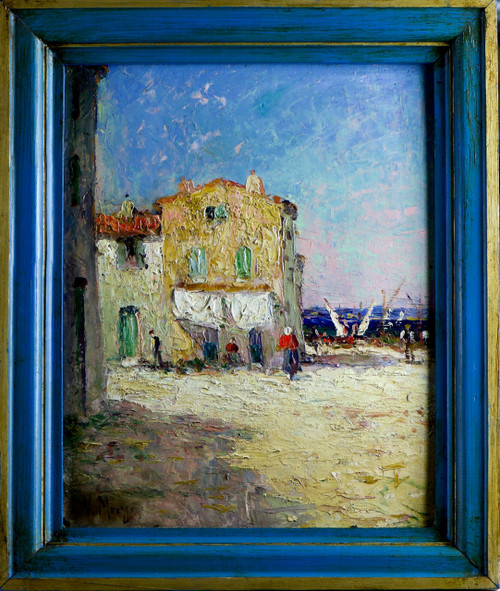 Quayside House by Vincent Manago -Now SOLD