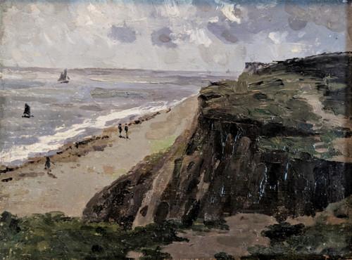 'Gorleston Beach Norfolk' by Campbell Archibald Mellon - Oil - NOW SOLD