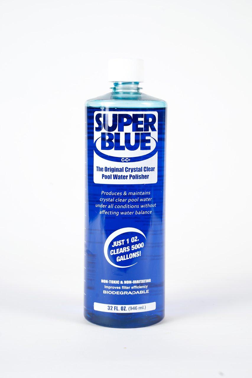 Clarifier - Super Blue - 1Qt