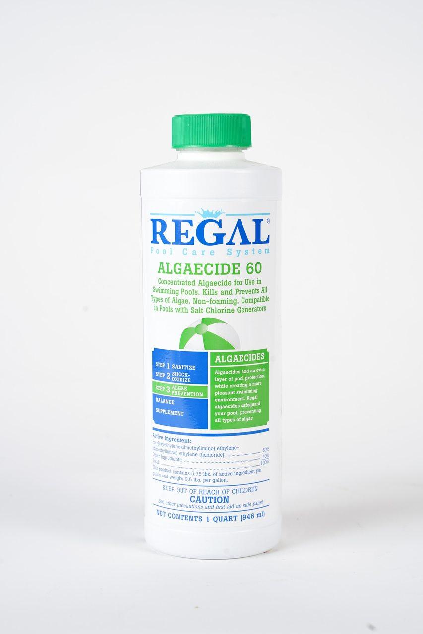 Algaecide 60% Poly - 1Qt