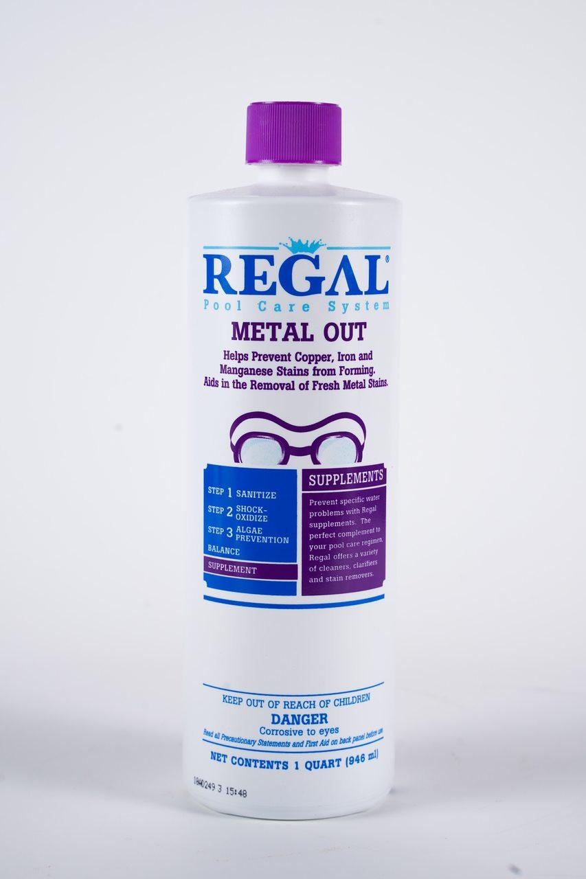 Metal Out - 1QT