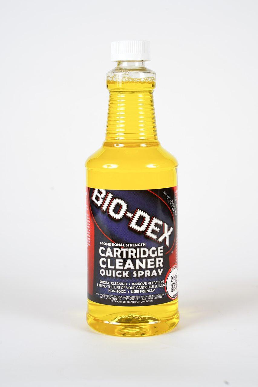 Quick Spray Cartridge Cleaner - 1Qt