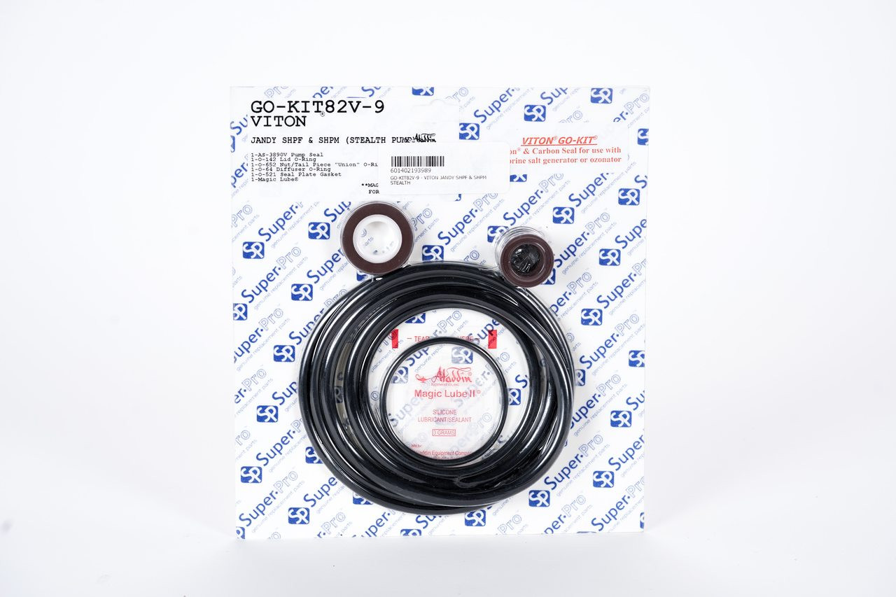 Seal Kit Viton Jandy SHPF & SHPM Stealth
