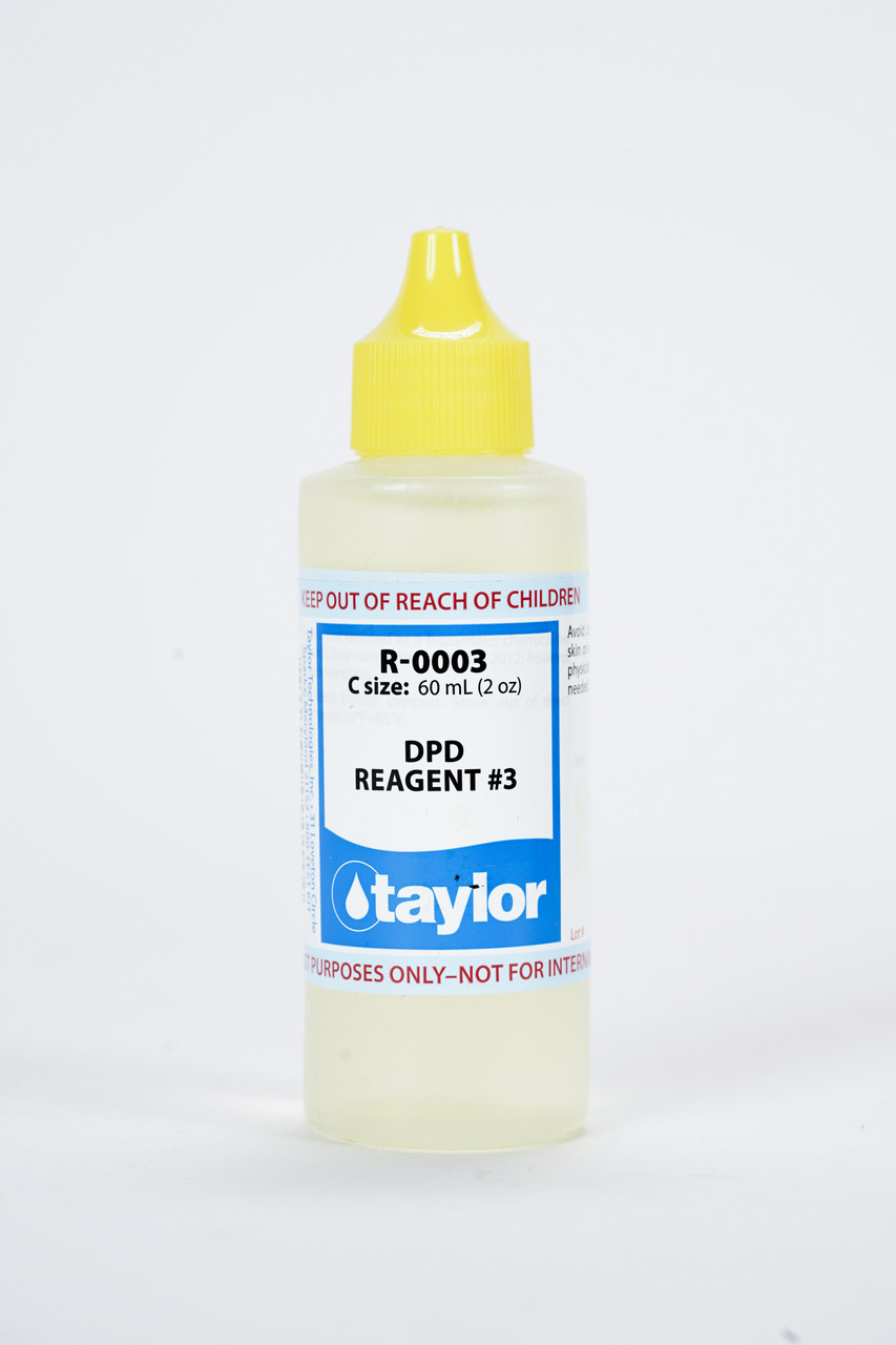 Taylor DPD Reagent #3 (Chlorine)