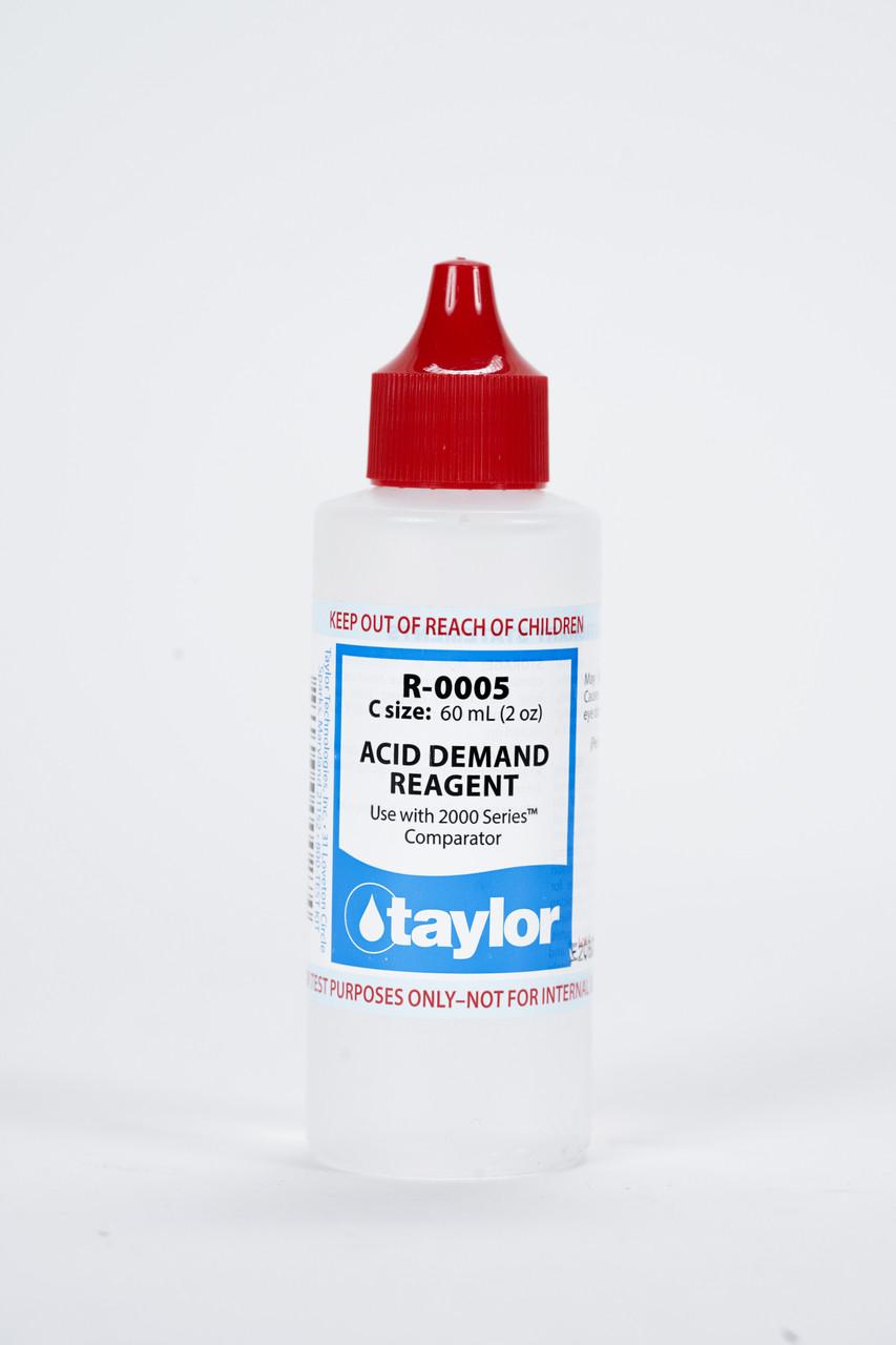 Taylor Acid Demand Reagent (#5)