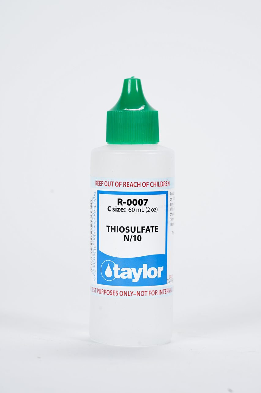 Taylor Thiosulfate N/10 (#7)