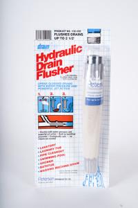 "Drain Flusher 1.5"" to 2.5"""