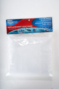 High Capacity Fine Mesh Leafeater Bag - 3'