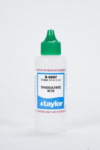 Taylor Thiosulfate N/10 (#7)