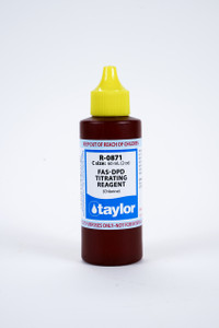 Taylor FAS-DPD Titrating Reagent (for Chlorine)