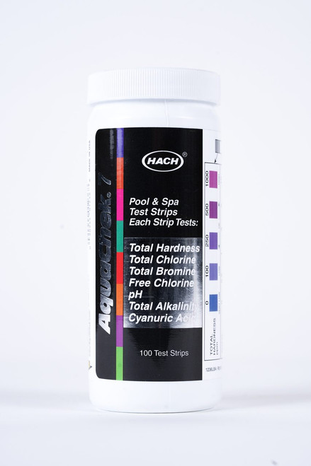 Test Strips - 7-1 Chlorine/Bromine
