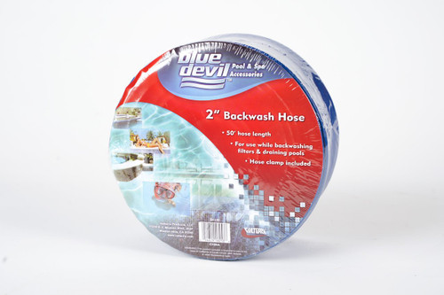 "Backwash Hose 2"" X 50'"