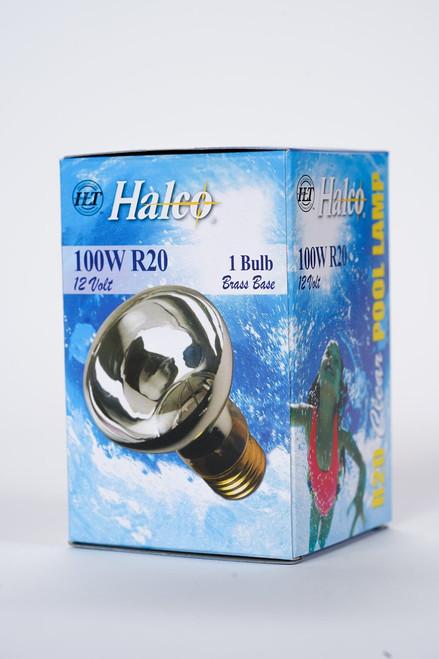 Bulb 100w 12v R20 Med Base