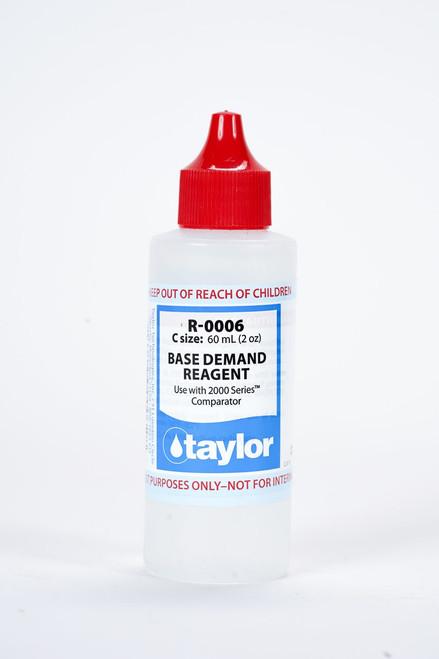 Taylor Base Demand Reagent (#6)