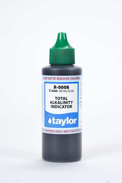 Taylor Total Alkalinity Indicator (#8)