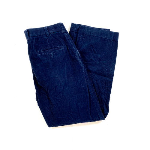 Brooks Brothers Straight Leg Corduroy Pants- Folded