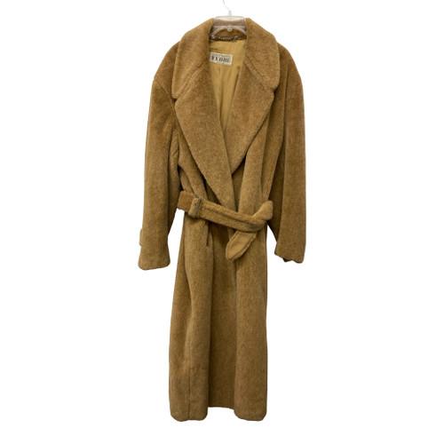 Gianfranco Ferre Faux Fur Robe Coat-Thumbnail
