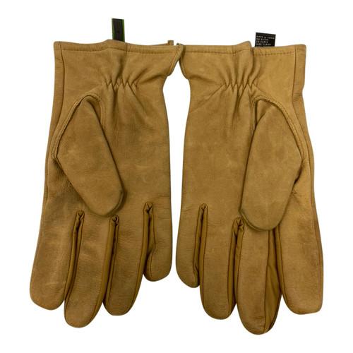 Joseph Abboud Leather Men's Gloves-Palms