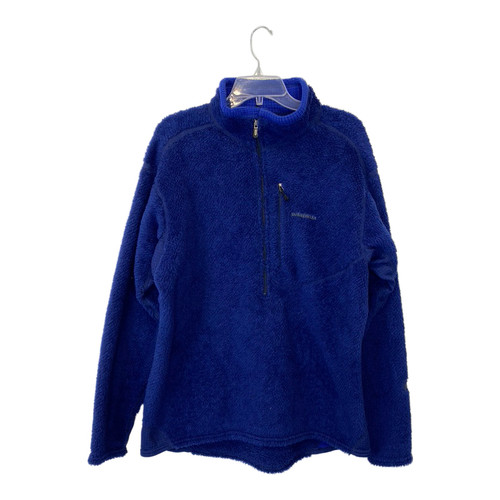Patagonia Half-Zip Teddy Fleece-Front
