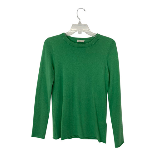 J. Crew Fitted Crewneck Sweater-Front