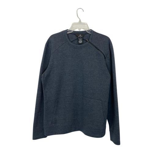 Aether Zip-Neck Sweatshirt-Front