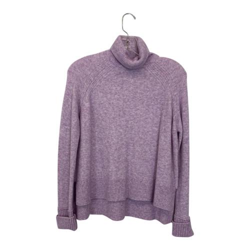J. Crew Plush High Low Turtleneck Sweater-Thumbnail
